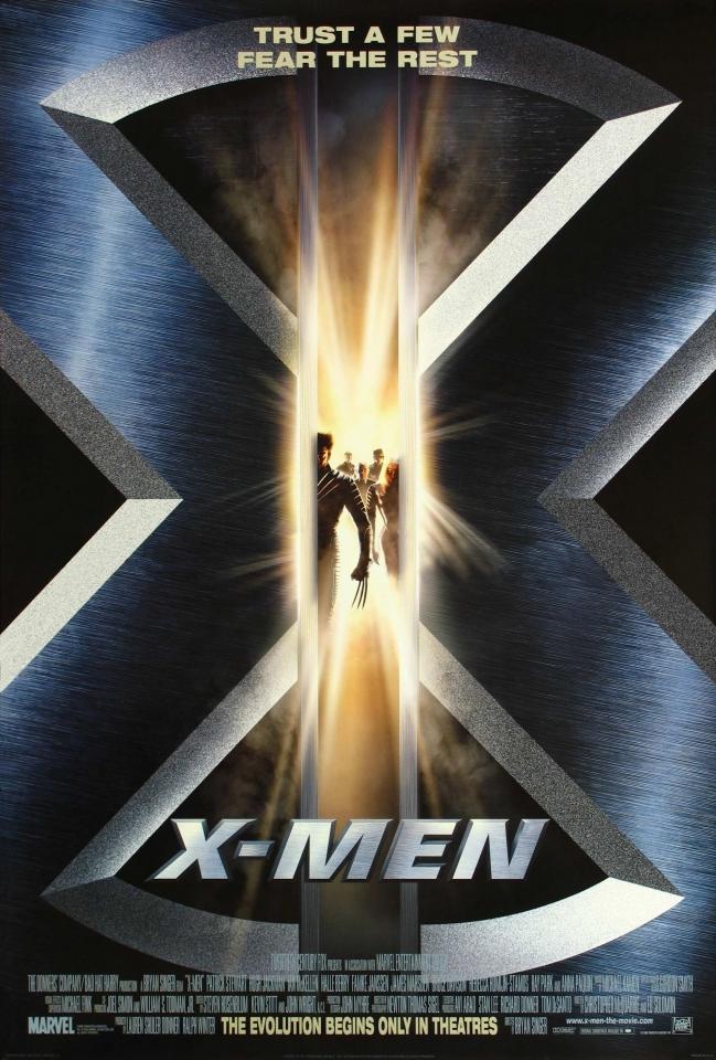 плакат фильма Люди Икс