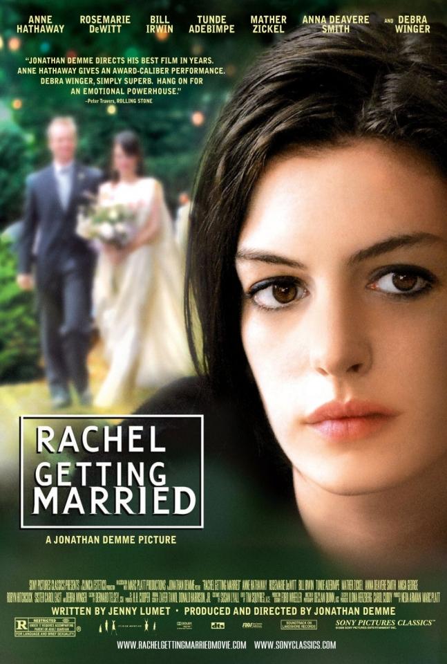 плакат фильма Рэйчел выходит замуж