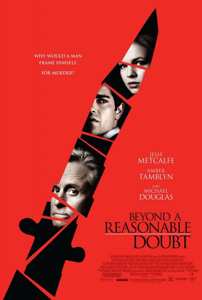 плакат фильма Разумное сомнение