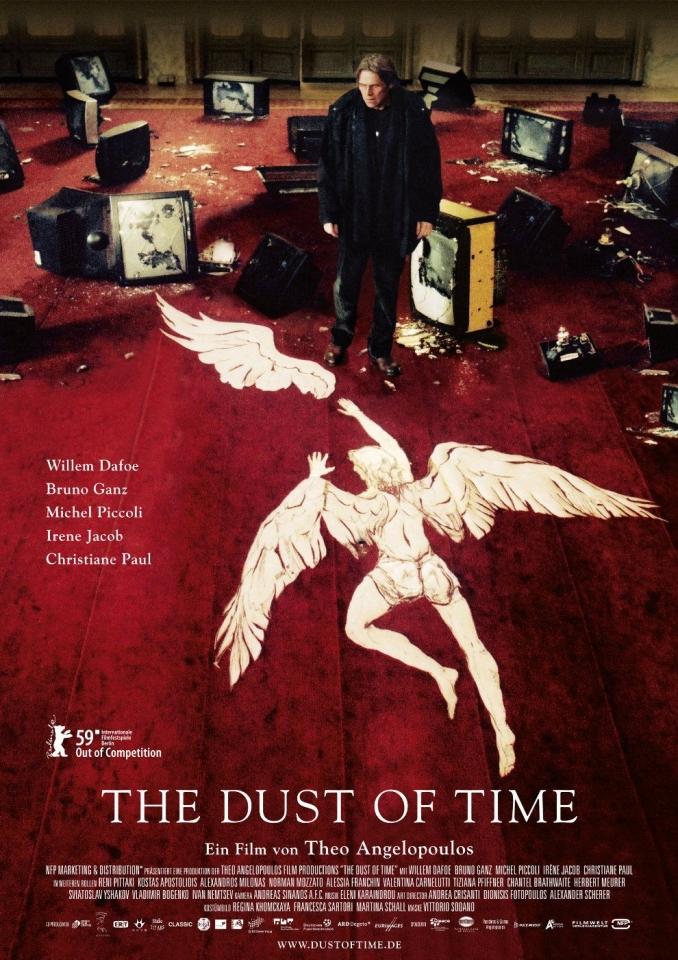 плакат фильма постер Пыль времени