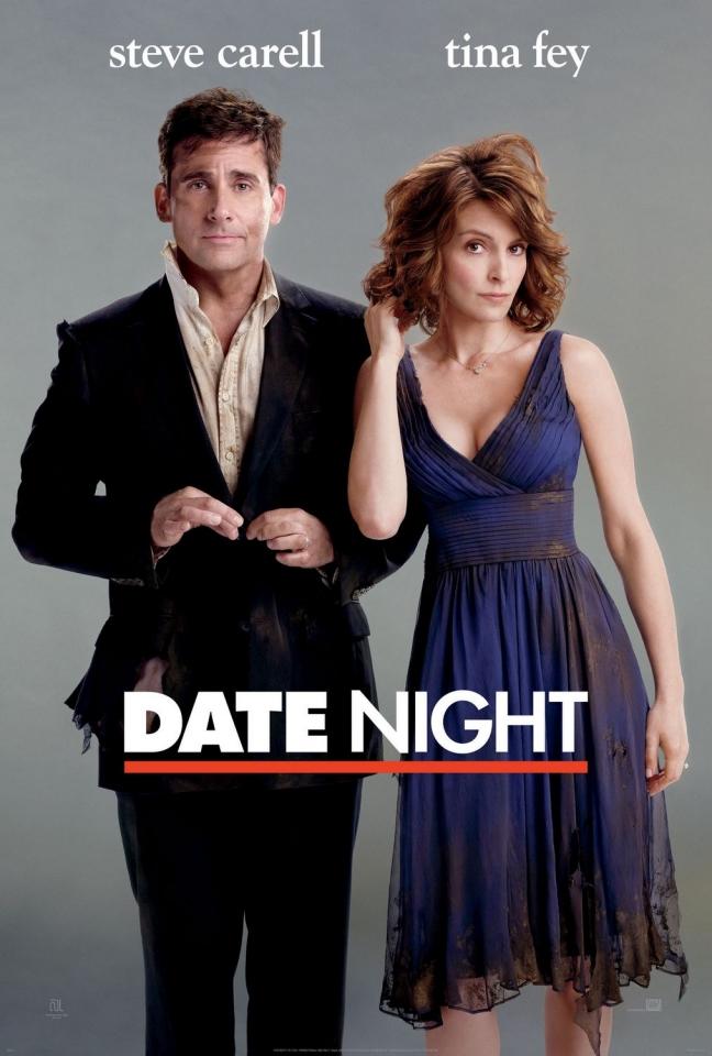плакат фильма Безумное свидание