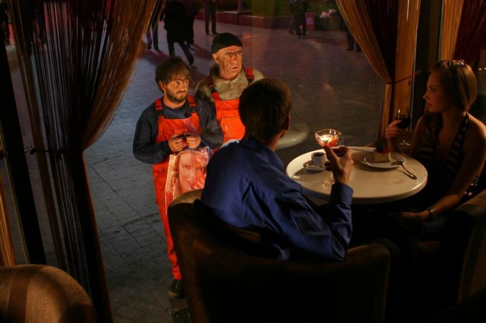 кадры из фильма Наша Russia: Яйца судьбы