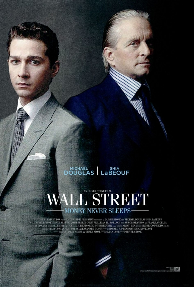 Wall Street: Money Never Sleeps YIFY subtitles - details