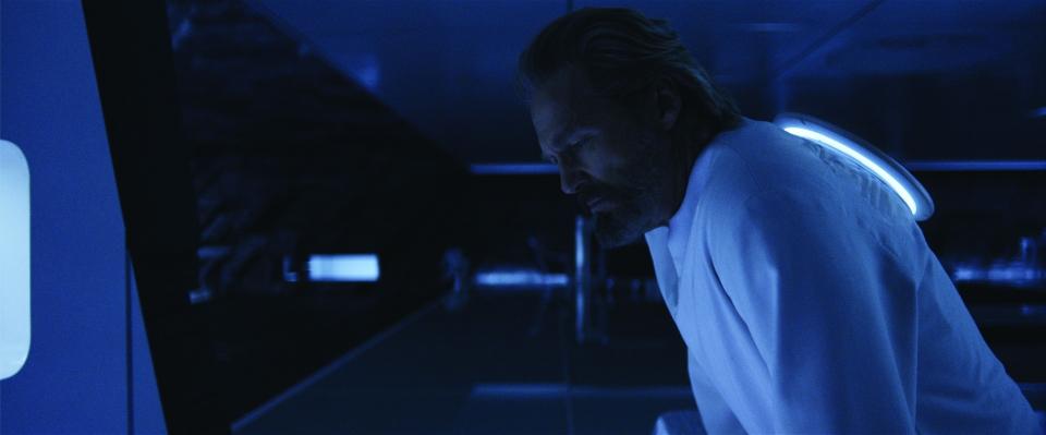 кадры из фильма Трон: Наследие Джефф Бриджес,