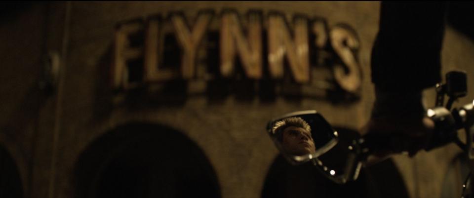 кадры из фильма Трон: Наследие Гарретт Хедланд,