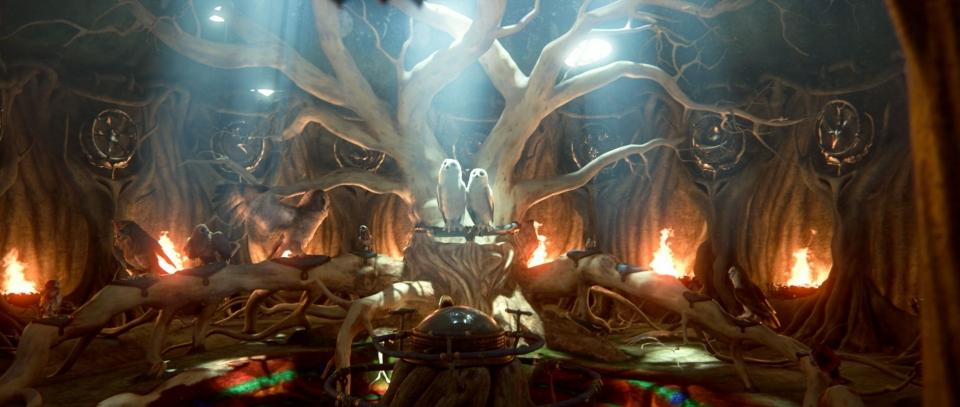 кадры из фильма Легенды ночных стражей Ричард Роксбург,