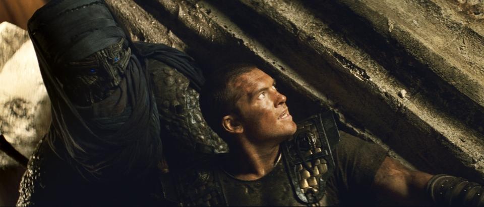 кадры из фильма Битва титанов Сэм Уортингтон,