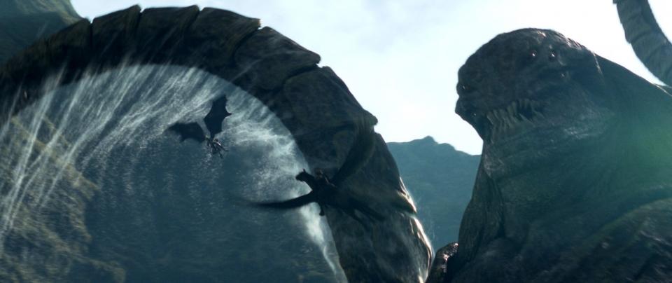 кадры из фильма Битва титанов