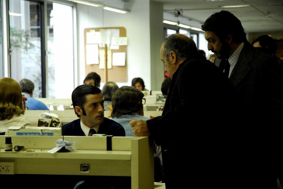 кадры из фильма Тайна в его глазах Пабло Раго, Рикардо Дарин,
