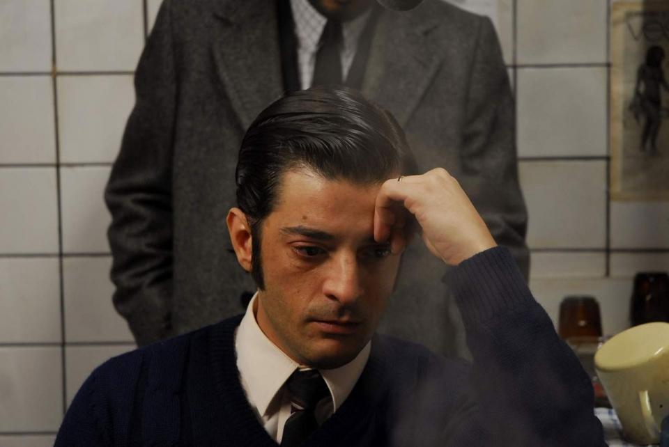кадры из фильма Тайна в его глазах Пабло Раго,