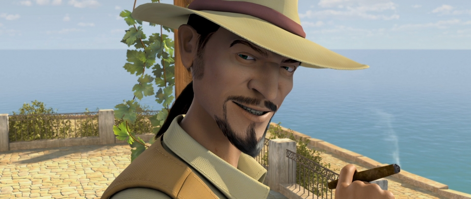 кадры из фильма Последний человек из Атлантиды