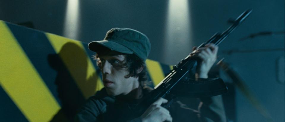 кадры из фильма На игре 2: Новый уровень Евгений Харланов,