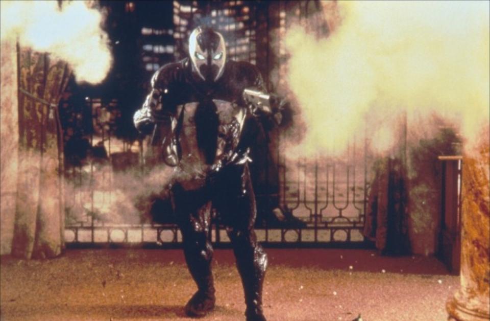 кадры из фильма Спаун