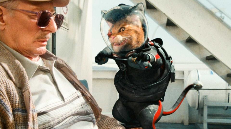 кадры из фильма Кошки против собак: Месть Китти Галор