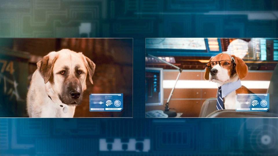кадры из фильма Кошки против собак: Месть Китти Галор Ник Нолти, Нил Патрик Харрис,