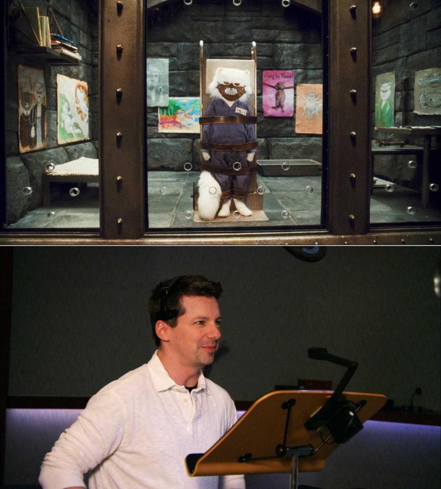 промо-слайды Кошки против собак: Месть Китти Галор Шон П. Хэйс,