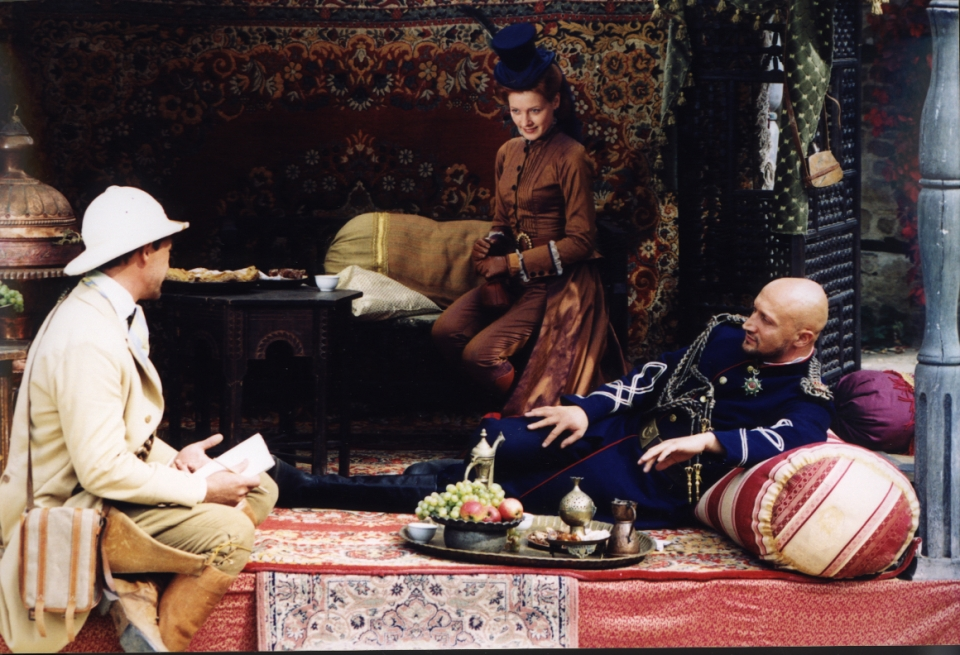 кадры из фильма Турецкий гамбит