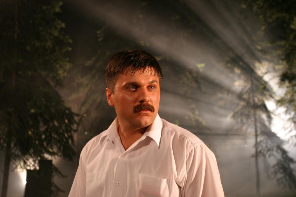 кадры из фильма Заяц над бездной