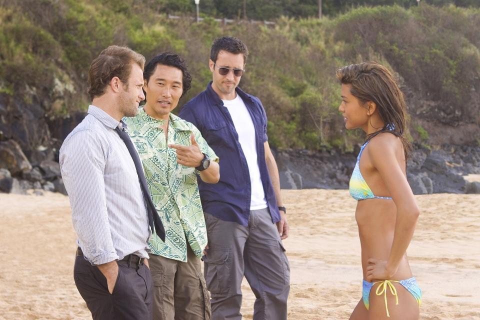 кадры из фильма Гавайи 5.0 Алекс О'Локлин, Дэниел Дэй Ким, Скотт Каан,