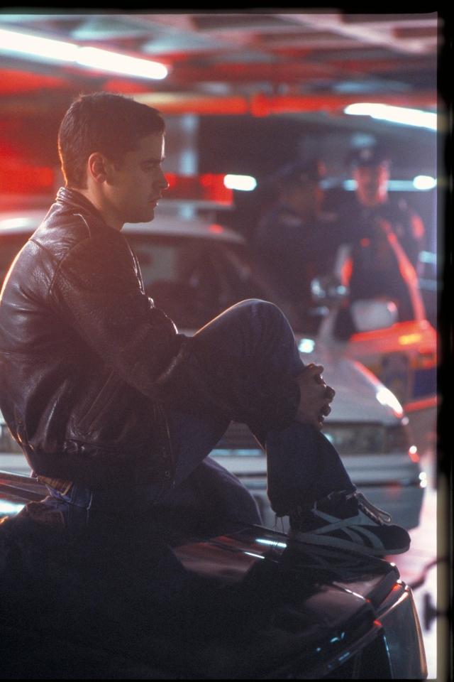 кадры из фильма Фанатка