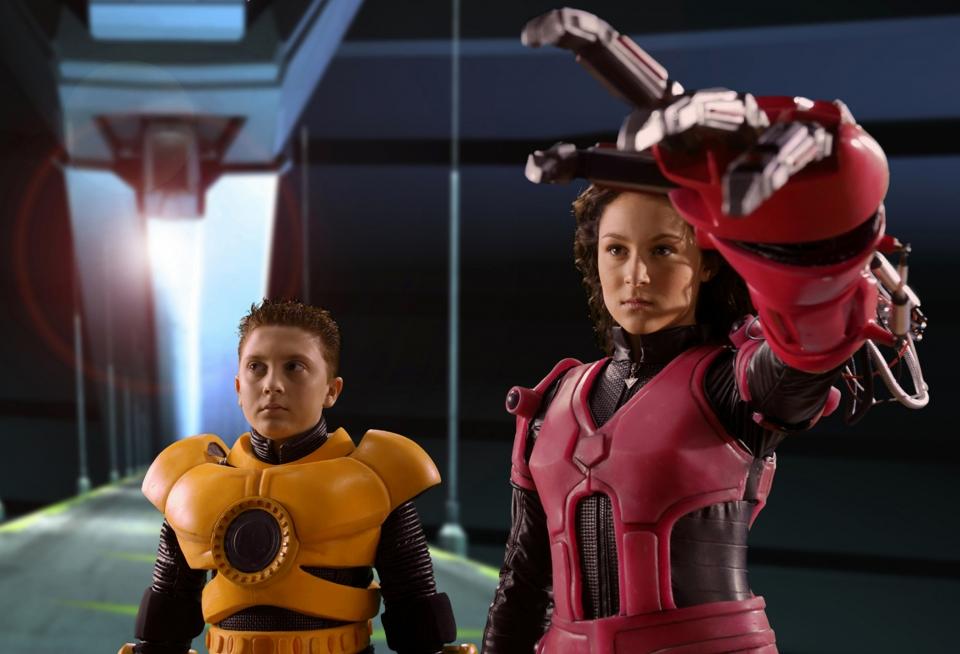кадры из фильма Дети шпионов 3D: Игра окончена