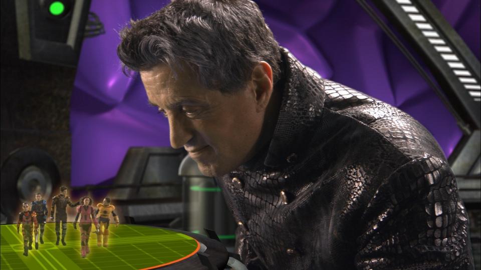 кадры из фильма Дети шпионов 3D: Игра окончена Сильвестр Сталлоне,