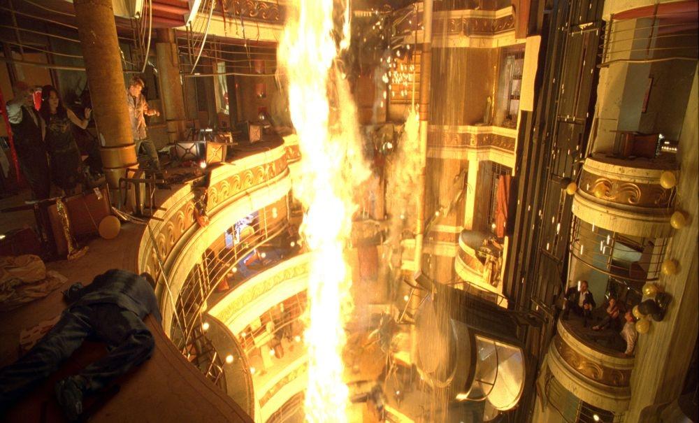 кадры из фильма Посейдон