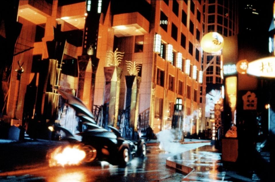 кадры из фильма Бэтмен навсегда