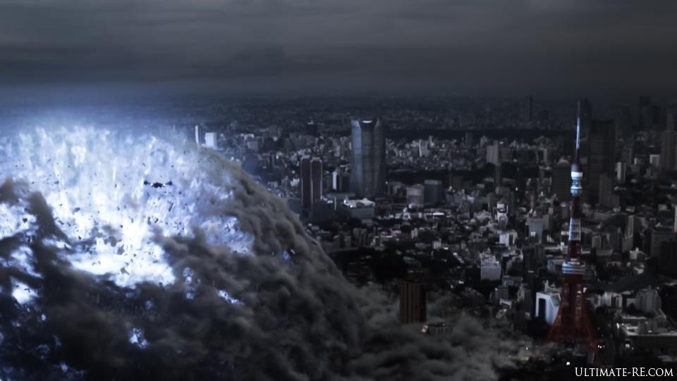 кадры из фильма Обитель зла в 3D: Жизнь после смерти