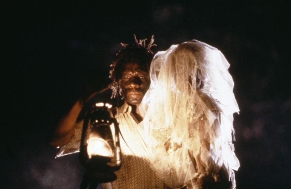 кадры из фильма Змей и радуга
