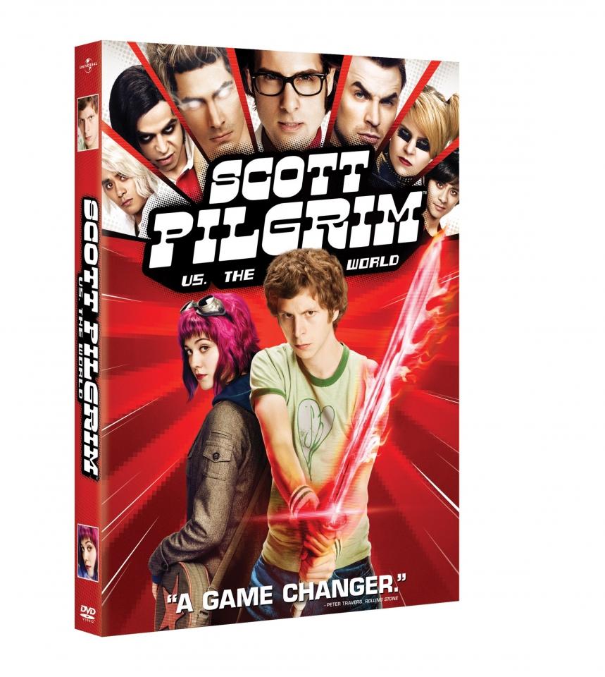 другие DVD Скотт Пилигрим против всех