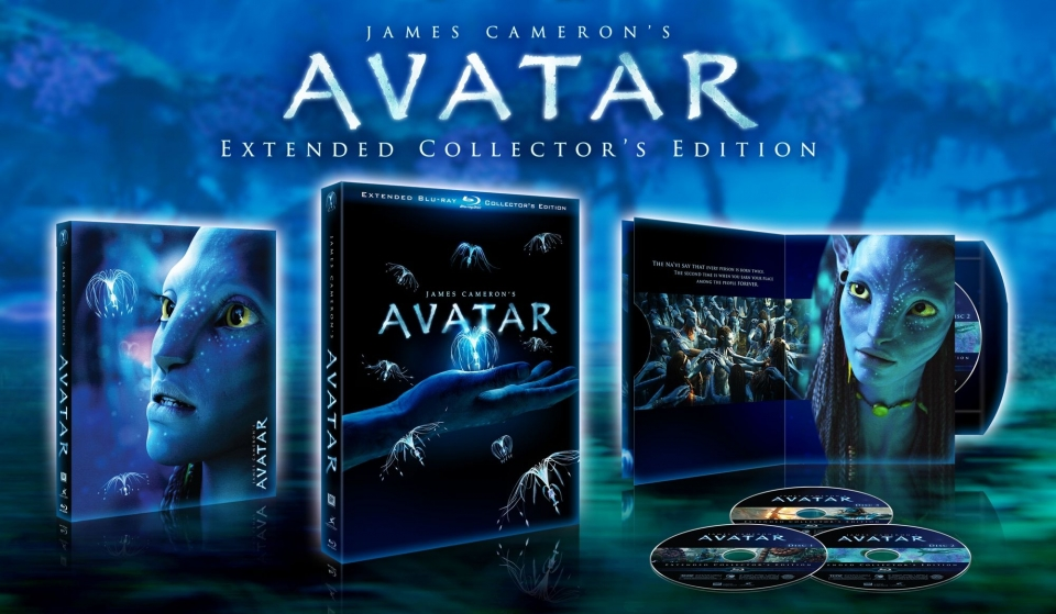 другие Blu-Ray Аватар