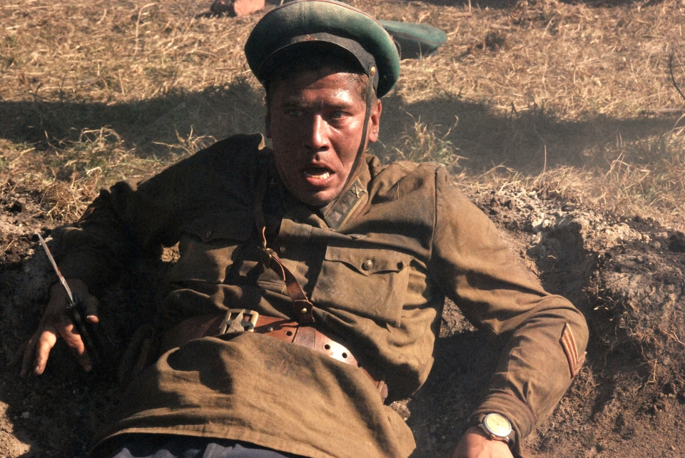 кадры из фильма Брестская крепость Андрей Мерзликин,