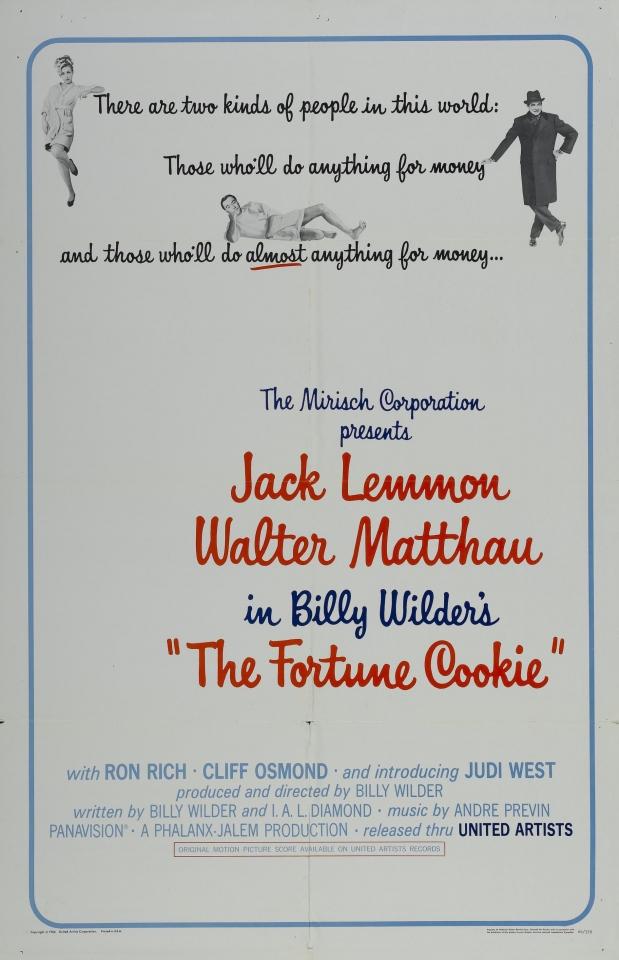 плакат фильма постер Азарт удачи