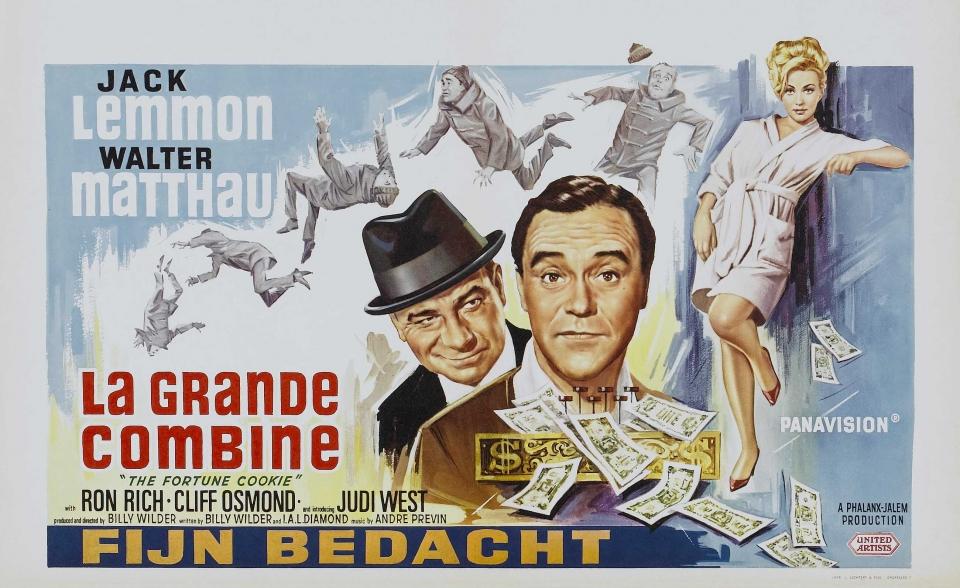 плакат фильма биллборды Азарт удачи