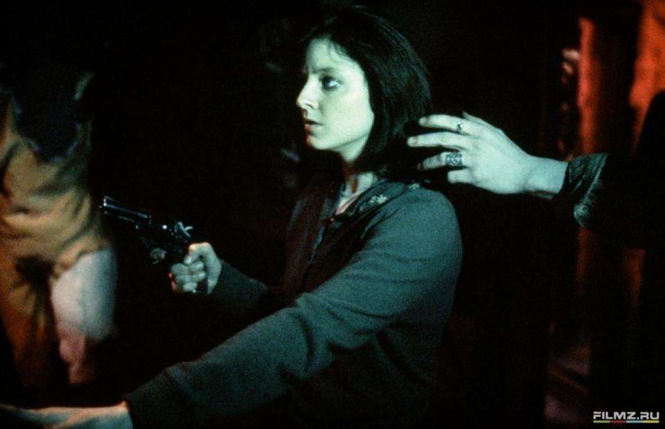 кадры из фильма Молчание ягнят Джоди Фостер,
