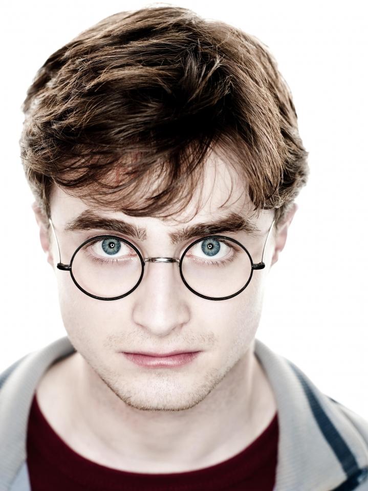 промо-слайды Гарри Поттер и Дары Смерти: Часть первая Дэниэл Рэдклифф,