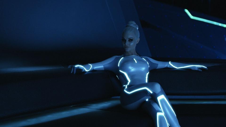 кадры из фильма Трон: Наследие