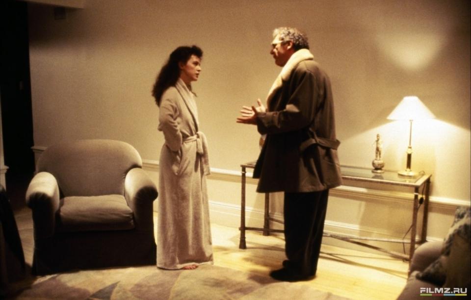 кадры из фильма Мужья и жены Джуди Дэвис, Сидни Поллак,