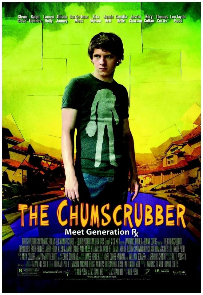 плакат фильма постер Чамскраббер
