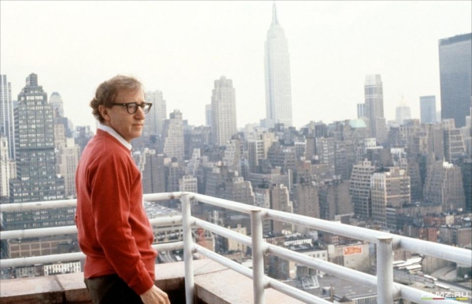 кадры из фильма Нью-Йоркские истории Вуди Аллен,