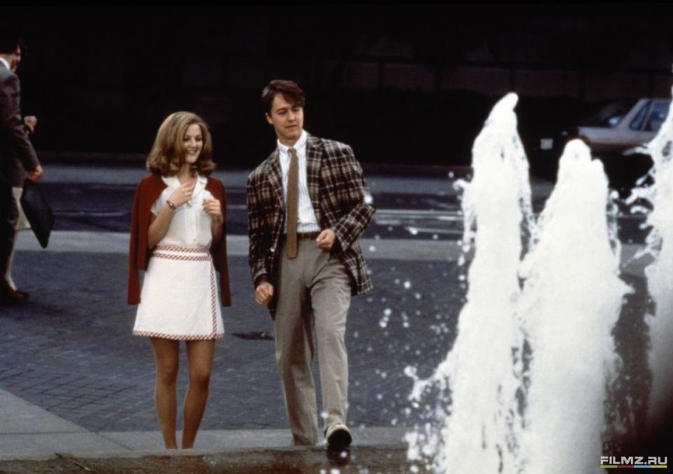 кадры из фильма Все говорят, что я люблю тебя Эдвард Нортон, Дрю Бэрримор,