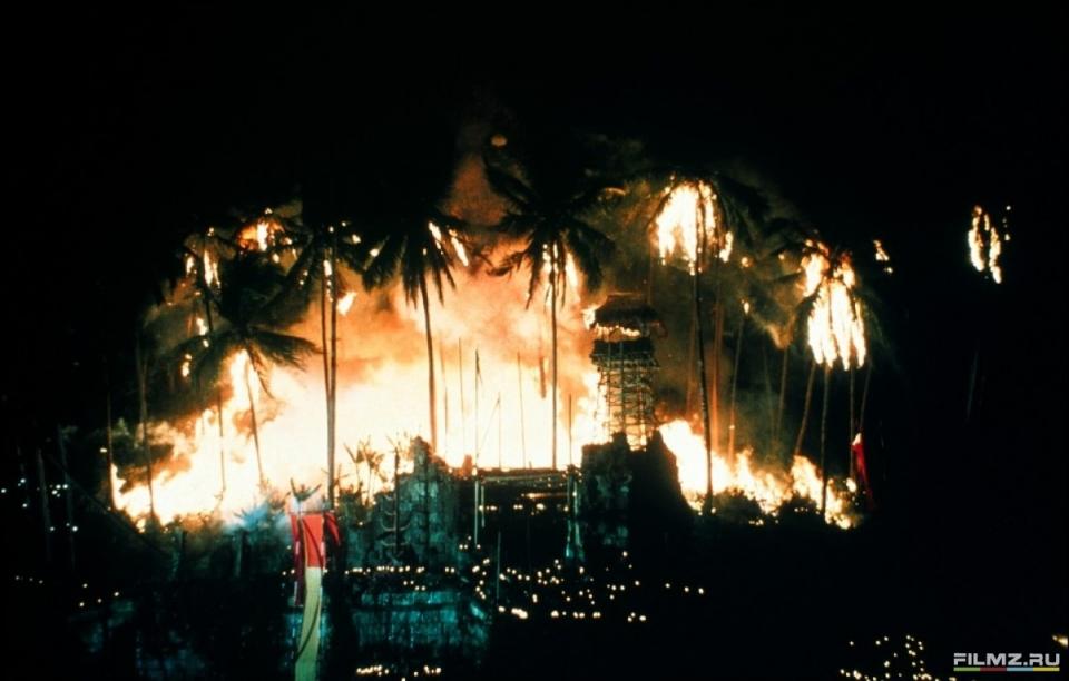 кадры из фильма Апокалипсис сегодня