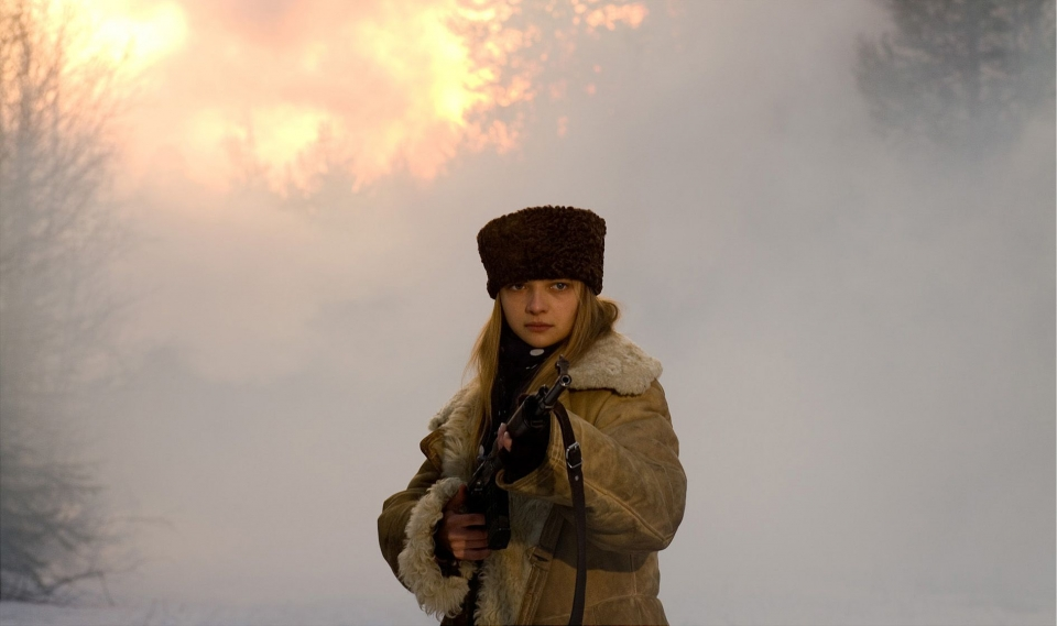 кадры из фильма Самка Екатерина Вилкова,