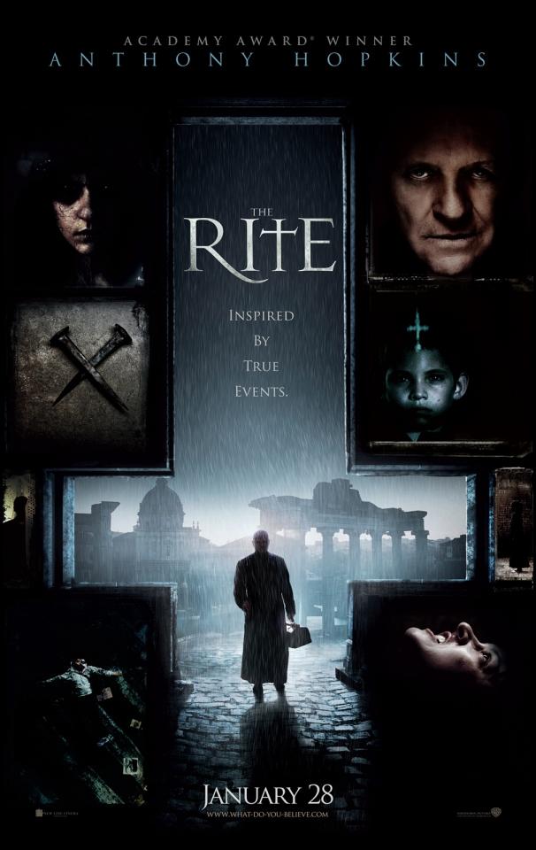 плакат фильма постер Обряд