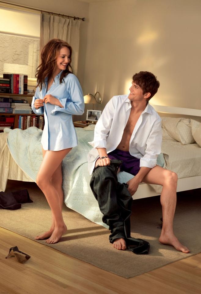плакат фильма постер textless Больше, чем секс