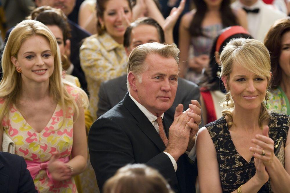 Graham martin wedding