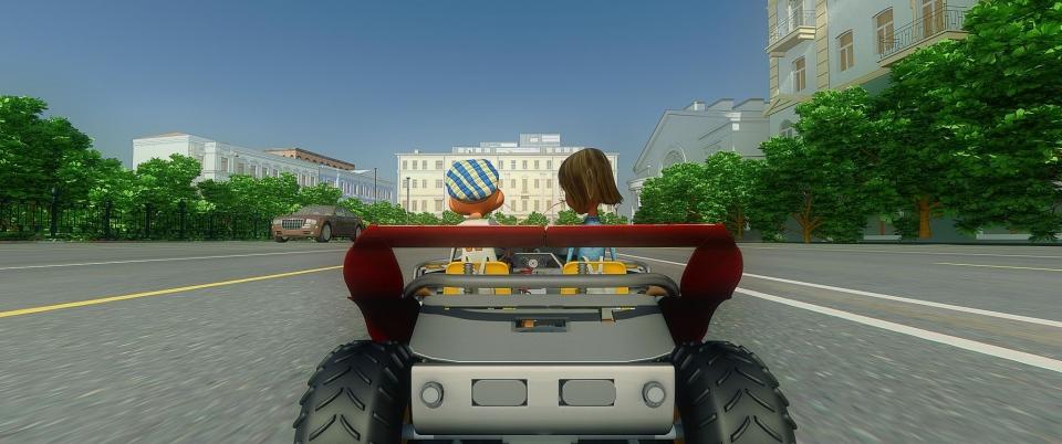 кадры из фильма Кукарача 3D