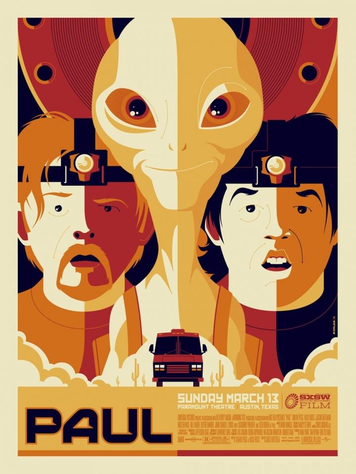 Пол: Секретный материальчик (2011) смотреть онлайн.