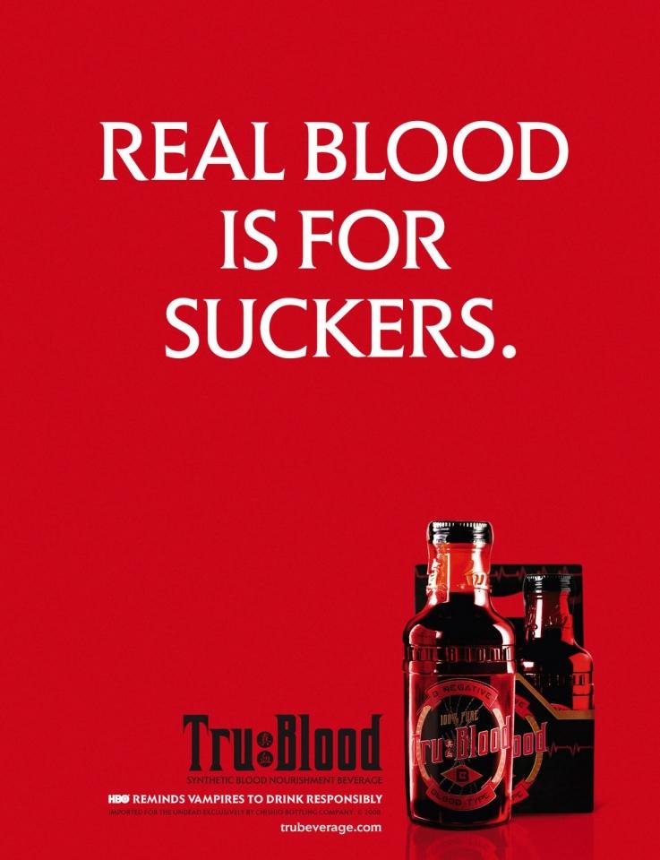 плакат фильма тизер Настоящая кровь